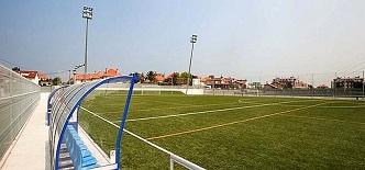 Soto de la Marina - Campo de Fútbol